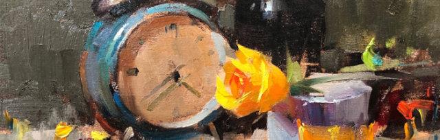 Dynamic Still Life Painting Workshop