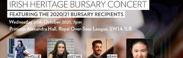 Irish Heritage Bursary Concert