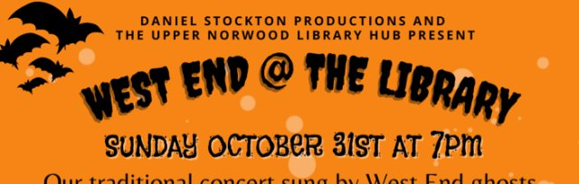 West End @ The Library - Halloween Concert