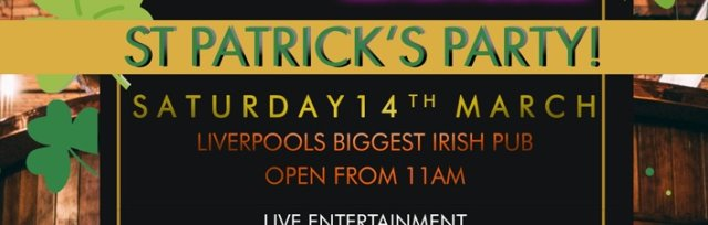 St Patricks Party at Punch