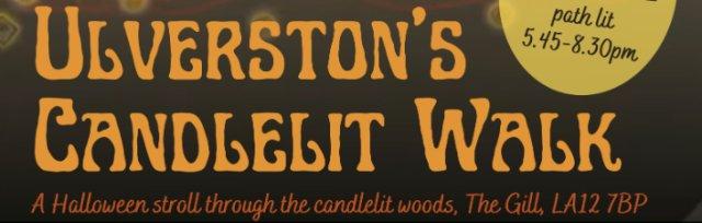 Ulverston's Candlelit Walk 2021