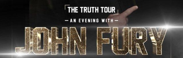 "John Fury ""The Truth"" Blackpool"