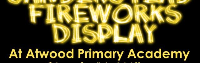 Sanderstead Fireworks Display