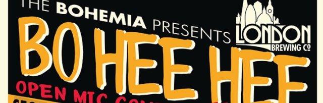 BoHeeHee Comedy November