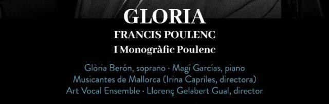 GLORIA Francis Poulenc (Pollença)