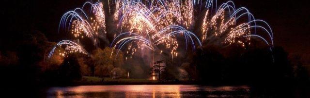 Sherborne Castle Fireworks Spectacular