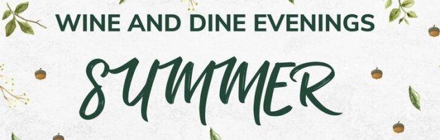 Sensory Wine & Dine Evening Incl Transport