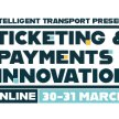 Ticketing & Payments by Intelligent Transport Online 30-31 March (UK) image
