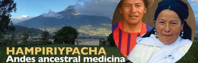 Hampiriypacha - Andes Ancestral Medicina with Mama Josefina Lema and Taita Antonio Burga
