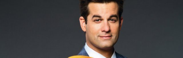 The Daily Show's Michael Kosta