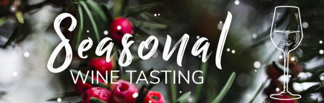 Christmas Seasonal Wine Tasting & Food Pairing Evening incl Transport
