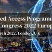 Expanded Access Programmes Global Congress 2022 Europe - London, UK image
