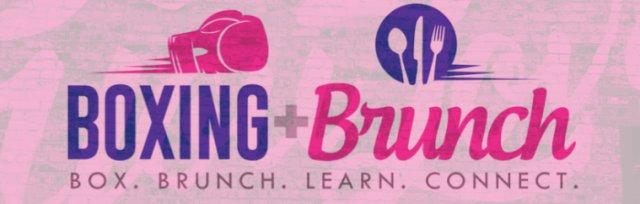 Virtual Boxing + Brunch Event