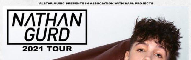 Nathan Gurd - 2021 Tour - NUNEATON