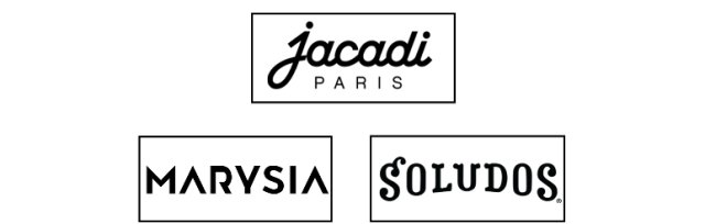 JACADI PARIS - SOLUDOS - MARYSIA SAMPLE SALE
