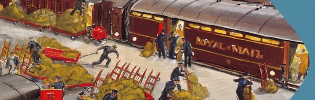 Rail to Mail  - A guided walk from Euston to the Postal Museum