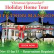 """Nov 1, 2021  """"Christmas Spectacular!"""" Holiday Home Tour image"""