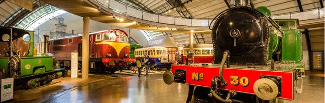 Ulster Transport Museum Winter Tickets