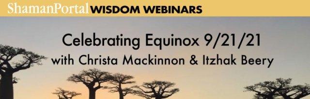 Celebrating Equinox - Christa Mackinnon and Itzhak Beery