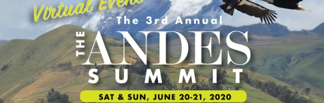 The Virtual 3rd Andes Summit 2020