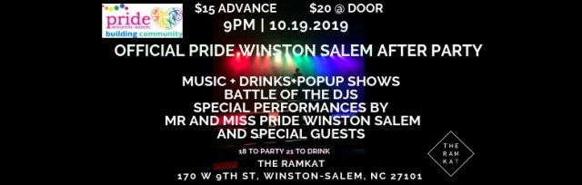 Pride Winston Salem After Party
