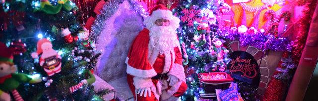 Santa's Grotto Fast Pass