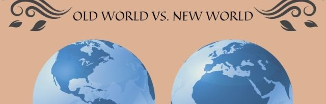 Old World vs. New World
