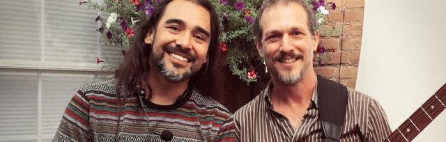 Richie Castro & Paul Cooper 7:30 pm Seating