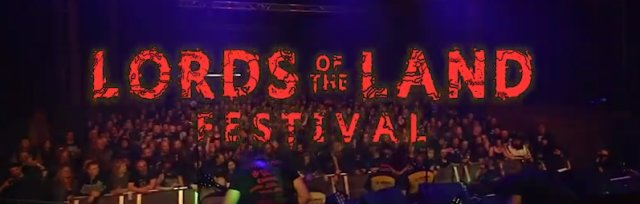 Lords Of The Land Festival 2020