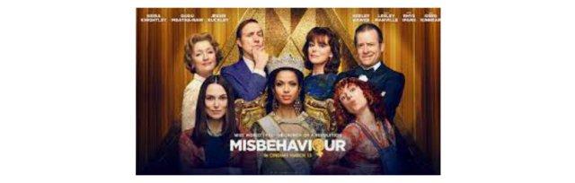MIsbehaviour - Saltford Community Cinema