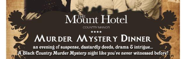 Murder Mystery Dinner - 13th March