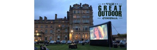 The Great Outdoor Cinema: Glasgow