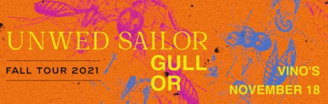 Unwed Sailor w/ Or & Gull