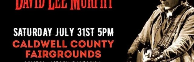 The Gaming Pad Presents David Lee Murphy in Concert