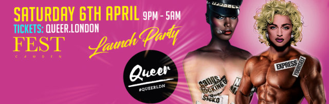 Queer London - the capital's hottest new LGBTQ+ launch party