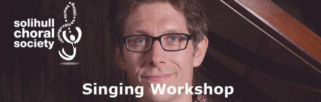 Singing Workshop - Alexander L'Estrange