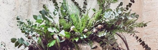 Autumnal Wreath Making & Cream Tea