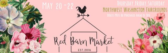 Red Barn Spring Market 2021