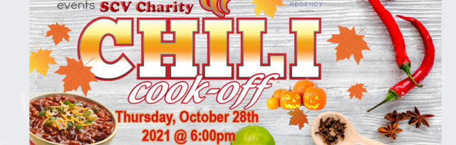 8th Annual SCV Charity Chili Cook Off 2021