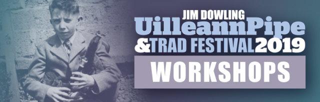 Jim Dowling Workshops