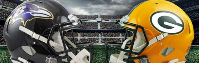 Packers vs Ravens $56.00 Round Trip Shuttle to Ravens Stadium