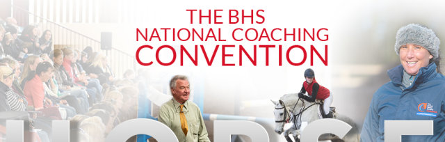 BHS National Coaching Convention - Scotland