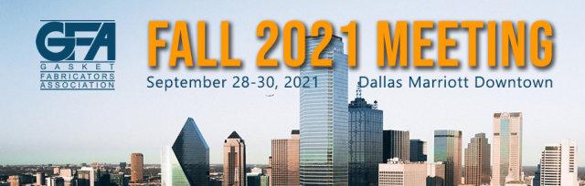GFA Fall 2021 Meeting