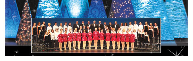 Christmas Music Celebration featuring The Majestic Voice Chorus and Dancers from A Time to Dance