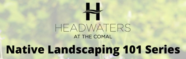 Native Landscaping 101 Series