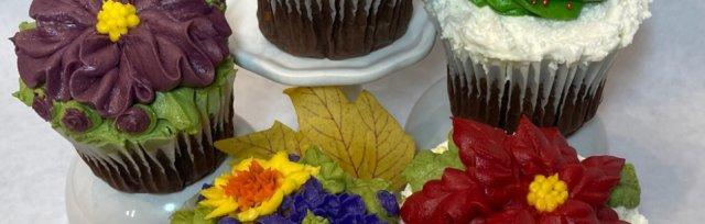 Beginner's Cupcake Decorating III