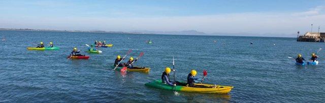 Kayak sessions  Clogherhead
