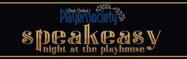 Speakeasy Night at the Playhouse
