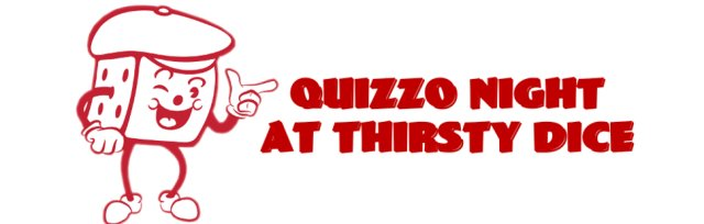 Quizzo at Thirsty Dice