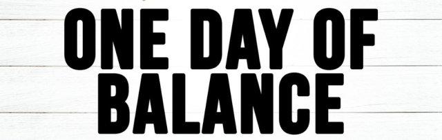 Girl Talk Summit: One Day of Balance
